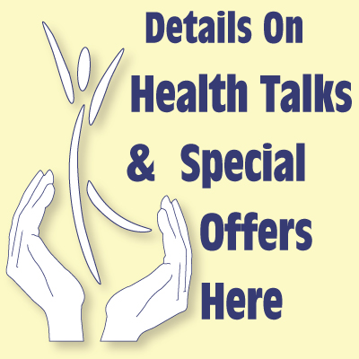 Health Talks and Special Offers in Nocatee and Ponte Vedra Beach